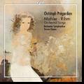 Canciones orquestales de Mahler y Rihm