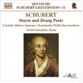 Schubert: Poetas del 'Sturm und Drang'