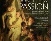 La Pasión según John Butt (Dunedin Consort)