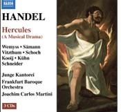Hercules (Haendel / Naxos)