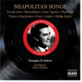 Canciones napolitanas (Giuseppe Di Stefano)