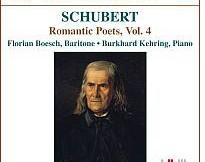 Schubert. Poetas románticos, vol. 4 (Naxos)