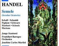 'Semele' (Haendel / Naxos)