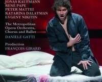 Parsifal (Kaufmann, Pape, Gati. Sony)