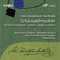 Schauspielmusiken (Mendelssohn)