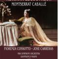 'Adriana Lecouvreur' con Caballé y Carreras