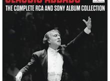 Homenaje a Claudio Abbado. Grabaciones completas para RCA y SONY