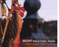 'Misa in C minor / Requiem' (Mozart)
