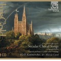 'Secular Choral Songs' (Brahms)