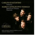 Cuarteto Vocal Cavatina, póker de talento