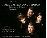 Cuarteto Vocal Cavatina, póker de talento