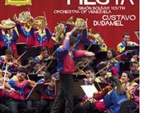'Fiesta' con Gustavo Dudamel