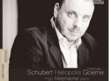 'Heliopolis' (Matthias Goerne interpreta a Schubert)