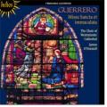 Guerrero: 'Missa Sancta et immaculata'