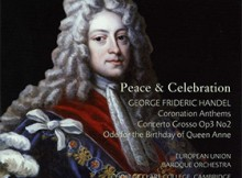 Peace & Celebration (Haendel)