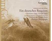 Un Requiem alemán (Brahms / Herreweghe)