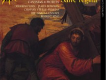 'Salve regina', Cantatas & Motetes (D.Scarlatti / Hasse / A.Scarlatti)