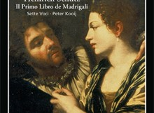 Il Primo Libro de Madrigali (Heinrich Schütz)