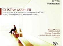 'Ciclos de Lieder' de Mahler arreglados para conjunto de cámara