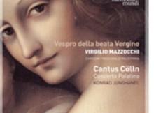 Vísperas de la Vírgen (Mazzocchi)
