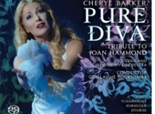 Pure Diva; tribute to Joan Hammond (Melba)