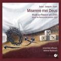 Música de Pasión de 1500 (Isaac, Desprez, Ycart)