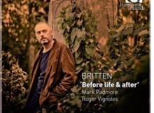 'Before life & after' (Britten)