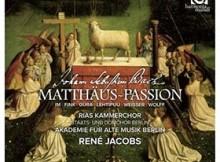 Pasión según San Mateo (Bach / Jacobs)