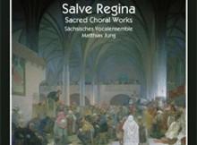 Salve Regina y obras sacras corales (Petr Eben)