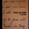 """""""Verdi, de puño y letra"""""""
