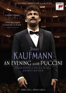 Kaufmann - An evening with Puccini