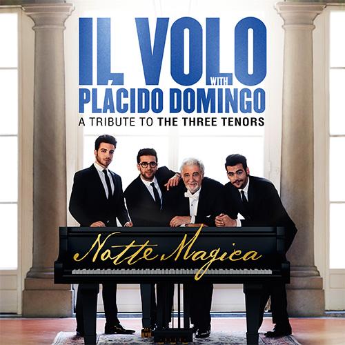 Il Volo y Plácido Domingo