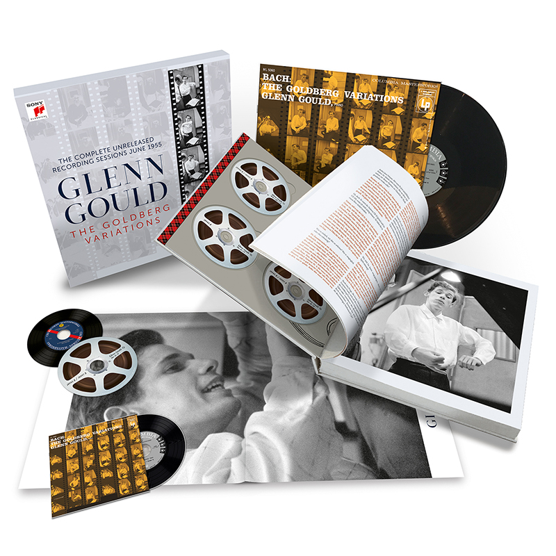 Glenn Gould: The Goldberg Variations