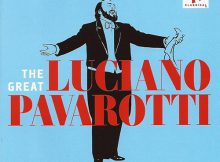 the great Pavarotti