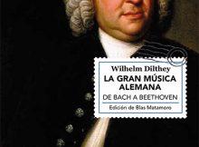 La gran música alemana. De Bach a Beethoven.