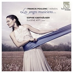 Les anges musiciens